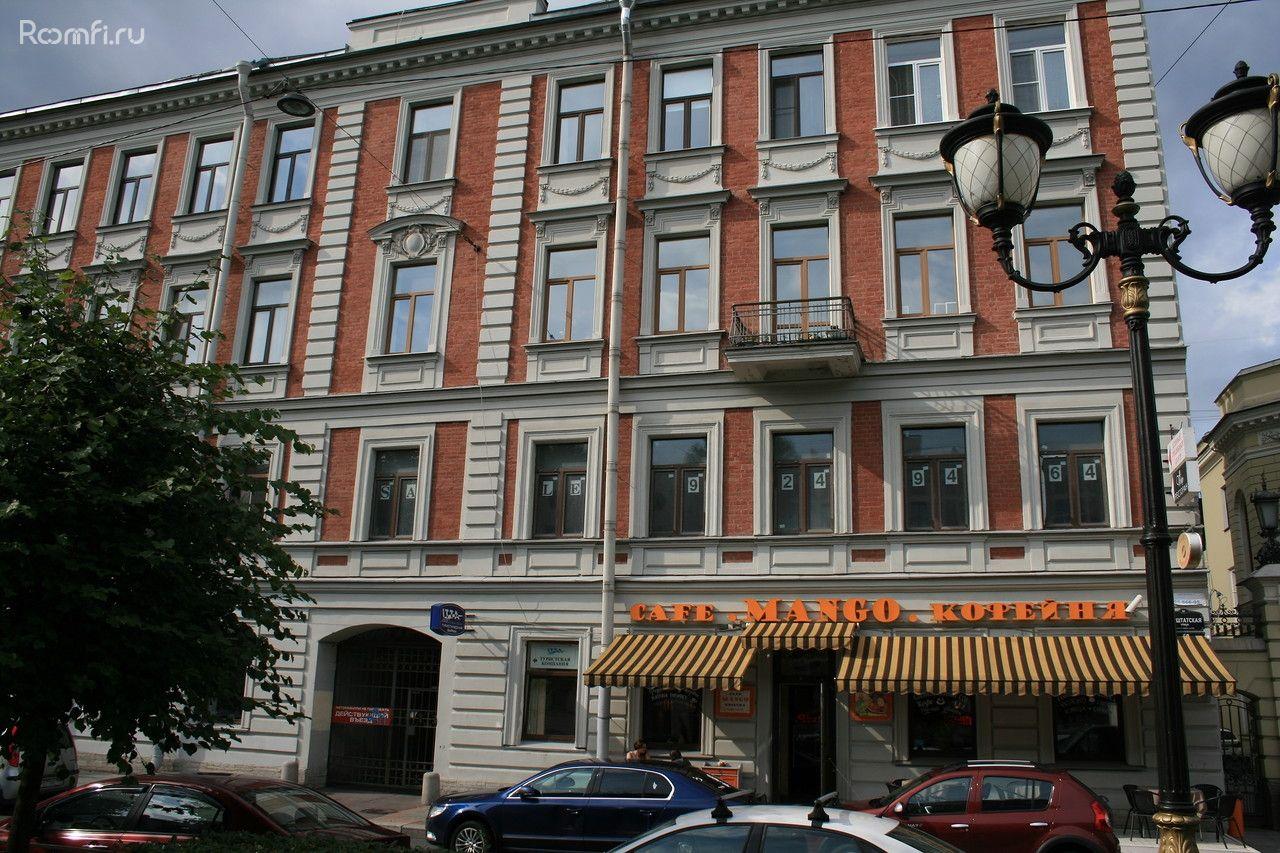 Аренда офиса фурштатская улица Арендовать помещение под офис Союзный проспект