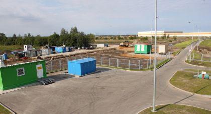 многофункциональный комплекс «Индустриальный Парк Марьино» - превью